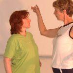 Trauma adaptierte Tanztherapie sich wehren
