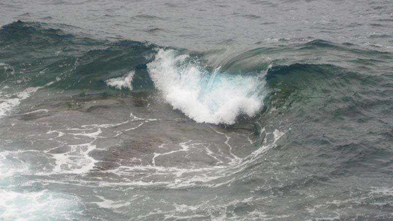 Feedbacks tagen wie das Meer